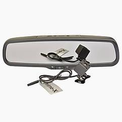Дзеркало з відеореєстратором Prime-X S300 Full HD (на штатному креплени і камерою)
