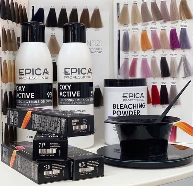 Стойкие крем-краски Epica