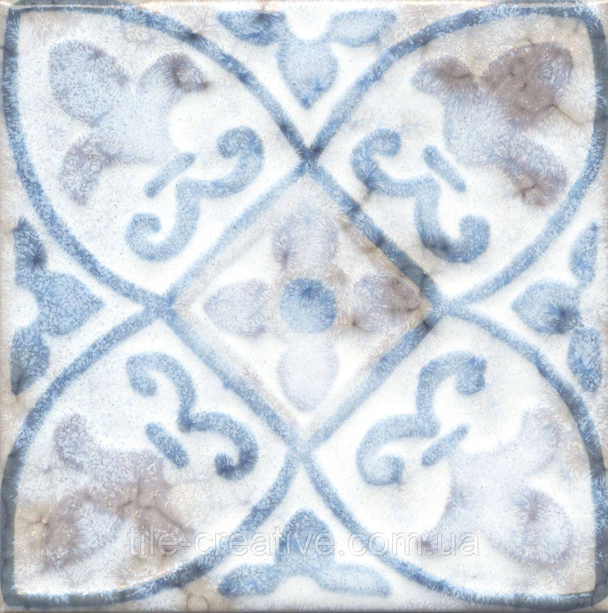 Керамическая плитка Декор Барио 15x15x6,9 DD\C36\17023