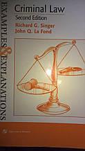 Criminal Law, Second Edition