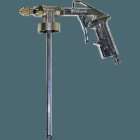 Пистолет для нанесения антигравийных покрытий регулируемый Radex AG