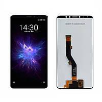Дисплей (LCD) Meizu Note 8 с тачскрином, черный