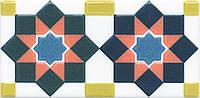 Керамическая плитка Декор Алькасар 7,4x15x6,9 HGD\A327\16000