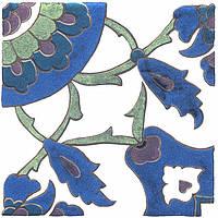 Керамическая плитка Декор Альба 9,9x9,9x7 HGD\A210\1146T