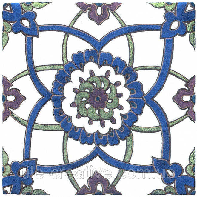 Керамическая плитка Декор Альба 9,9x9,9x7 HGD\A212\1146Н