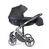 Детская универсальная коляска 2 в 1 Junama Onyx 01