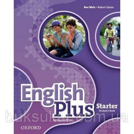 English Plus Starter Student Book 2 ed