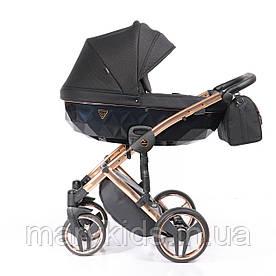 Детская универсальная коляска 2 в 1 Junama Onyx 02