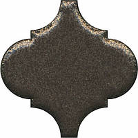 Керамическая плитка Декор Арабески котто металл 6,5x6,5x7 OS\A45\65001