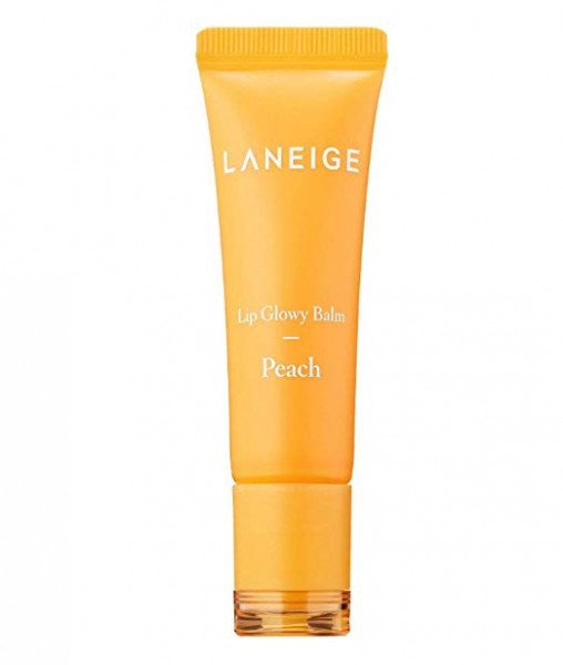 Мягкий бальзам для губ Laneige - Lip Glowy Balm Персиковый