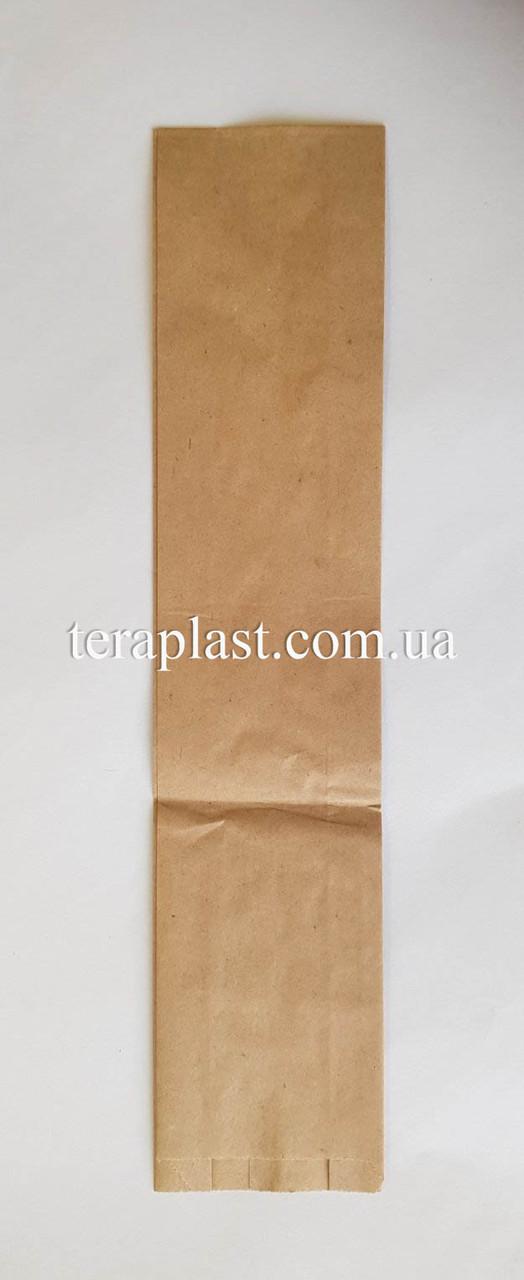 Пакет бумажный саше 90*50*580