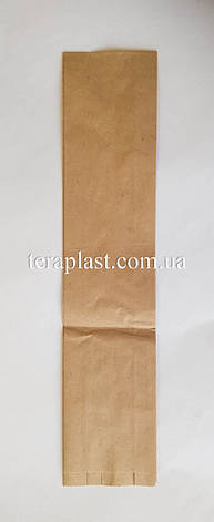 Пакет бумажный саше 90*50*580, фото 2