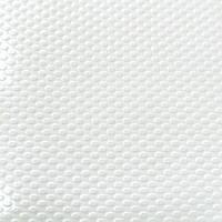 Коврик гофрированный 480мм, белый (1рулон=20м, толщ. 1,5мм) OPES 797.200.048.010-белый