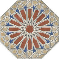 Керамическая плитка Паласио 24x24x7 VT\A54\SG2432