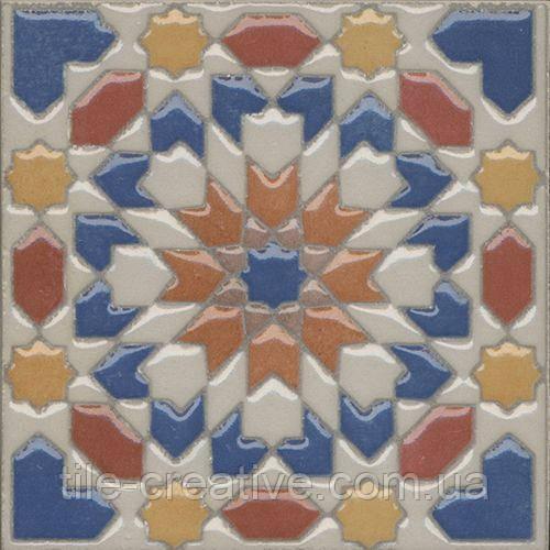 Керамическая плитка Паласио 9,9x9,9x7 VT\A58\1266