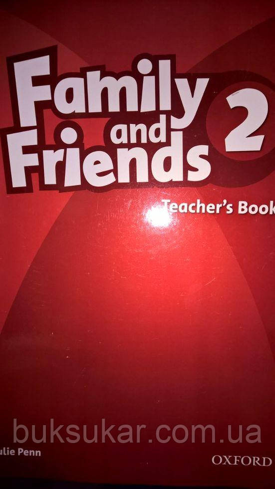 Family and Friends 2: Teachers Book