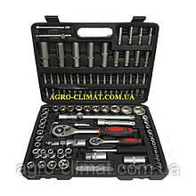 Набор инструментов ключей ,головок LEX 108 предметов