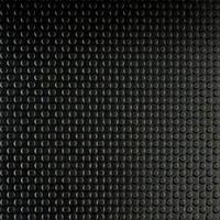 Коврик гофрированный 480мм, черный (1рулон=20м, толщ. 1,5мм) OPES 797.200.048.050-черный