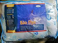 Одеяло полуторное Био Пух Лелека, наполнитель био пух (искусственный пух), плотность 390 г/м2