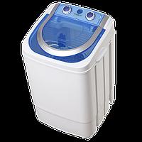 Пральна машина ViLgrand V145-2570_blue, 4,5 кг; однобакова, центрифуга нерж. знімна