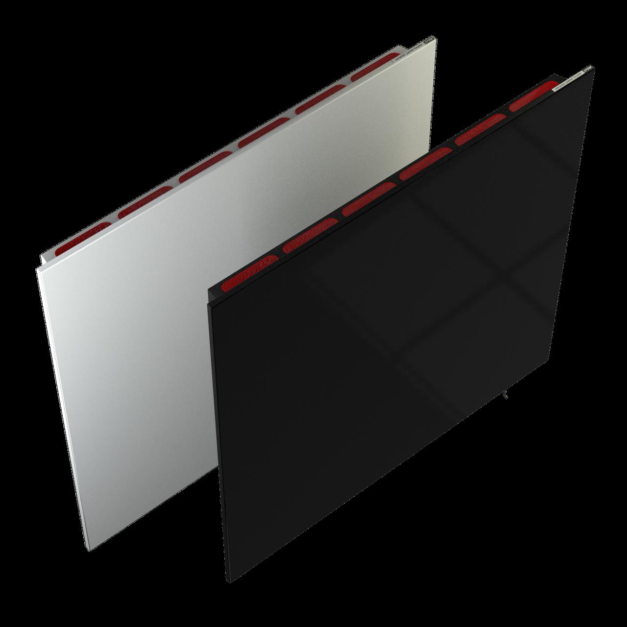 Керамический обогреватель с конвекционными решетками Opal 375 Вт белый