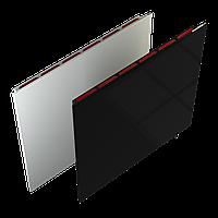 Керамический обогреватель с конвекционными решетками Opal 375 Вт черный