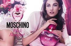 Moschino Pink Bouquet туалетная вода 100 ml. (Москино Пинк Букет), фото 2