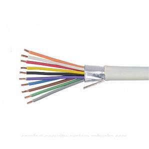 Сигнальный кабель 10*0,22 (продажа от 5 метров) экранированный