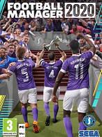 Football Manager 2020 (PC) Электронный ключ