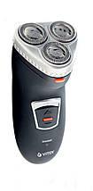 Электробритва Vitek VT-1377, машинка для бритья, електробритва, фото 2