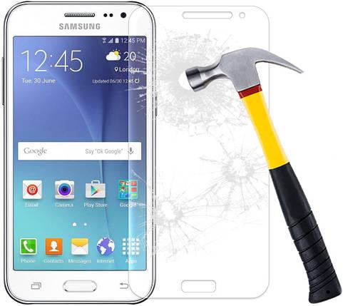 Защитное стекло для Samsung A105/M10/Redmi8/8a 0.30 мм, фото 2