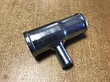 Трубка отводящая (тройник) Газель, фото 4