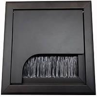 Заглушка для кабеля Merida квадратная 80х80мм черный (LB-K80x80-20)