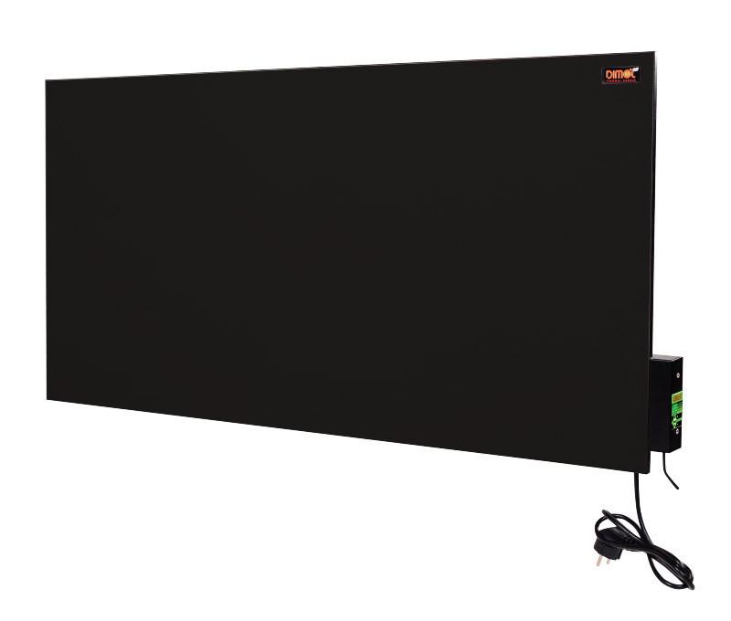 Стекло-керамический обогреватель Dimol Maxi 05, 500 Вт TR графитовый