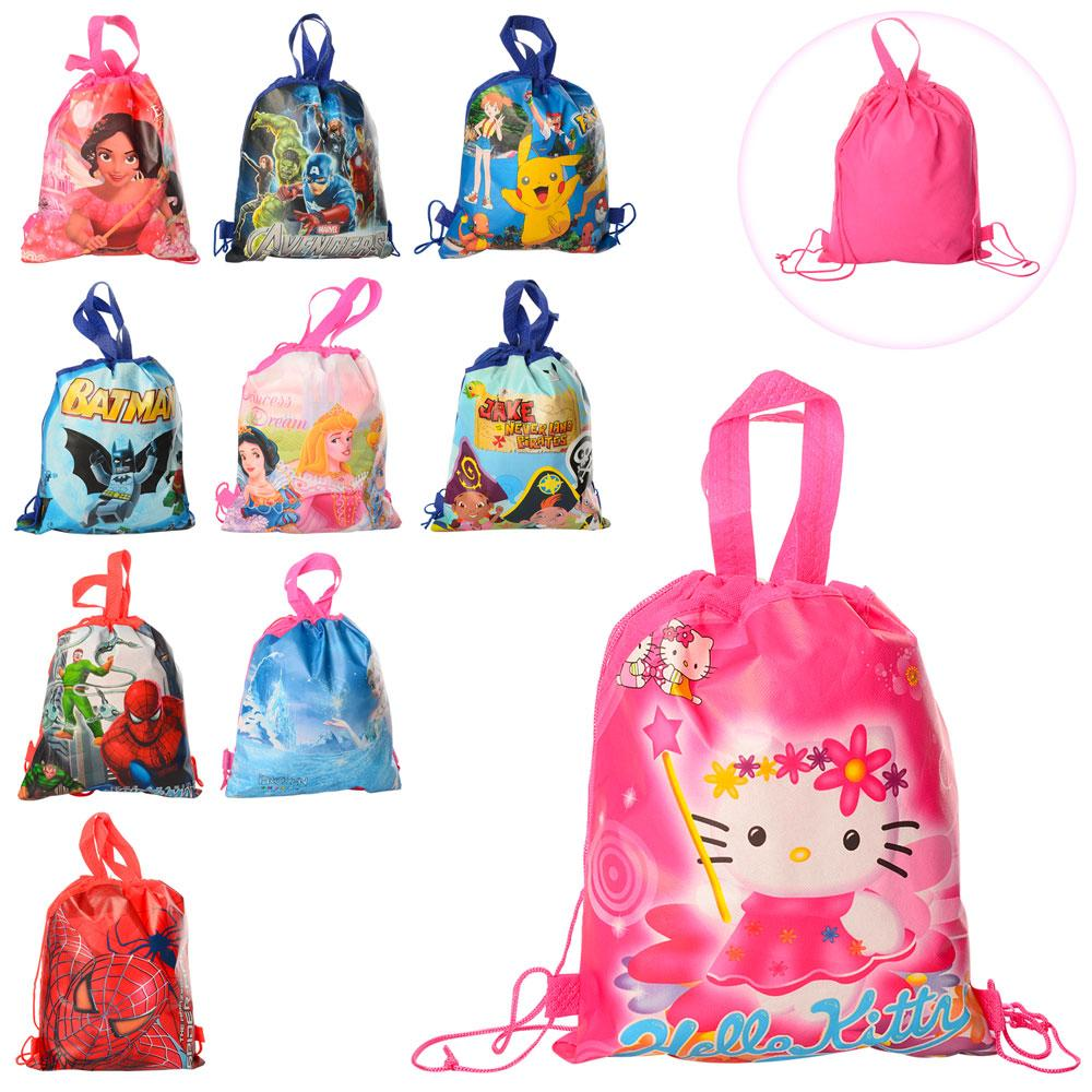 Сумка рюкзак для обуви MK 0850 расцветки