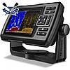 Шестилучевой эхолот Garmin Striker Plus 7 SV есть режим A-scope (флэшер) есть GPS, для соленой воды, до 533 м, фото 4