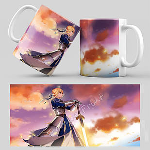 Чашка Аниме Fate 003