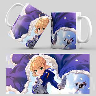 Чашка Аниме Fate 005