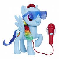 Поющая Рэйнбоу Дэш, интерактивная игрушка, My Little Pony