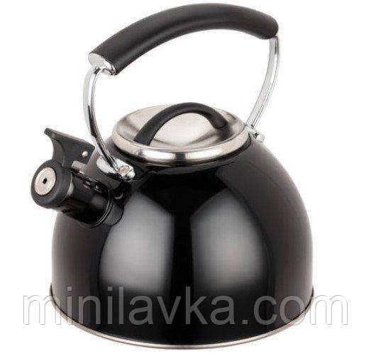 Чайник MPM MCN-11/C 3 л со свистком