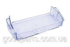 Полка (балкон) двери малая для холодильника Атлант прозрачная 301543305902