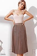 Стильная юбка-плиссе Разные цвета