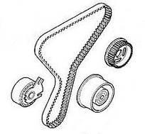Заміна ременів, роліків, ланцюгів ГРМ на дизельних авто