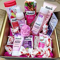 Качественный подарочный набор из косметики BALEA (Германия), подарок на любой праздник