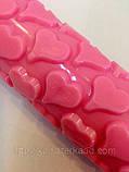 Скалка текстурная Сердечки, фото 9