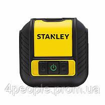 Уровень лазерный CUBIX зеленый луч STANLEY STHT77499, фото 2