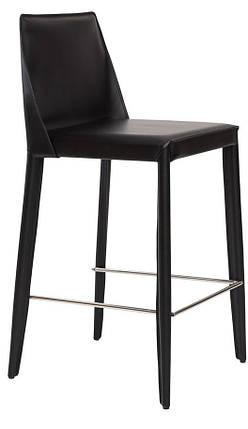 Полубарный стул Marco чёрный TM Concepto, фото 2