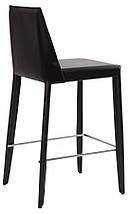 Полубарный стул Marco чёрный TM Concepto, фото 3