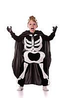 Детский карнавальный костюм для мальчика «Кощей Бессмертный» 120-135 см, черный, фото 1