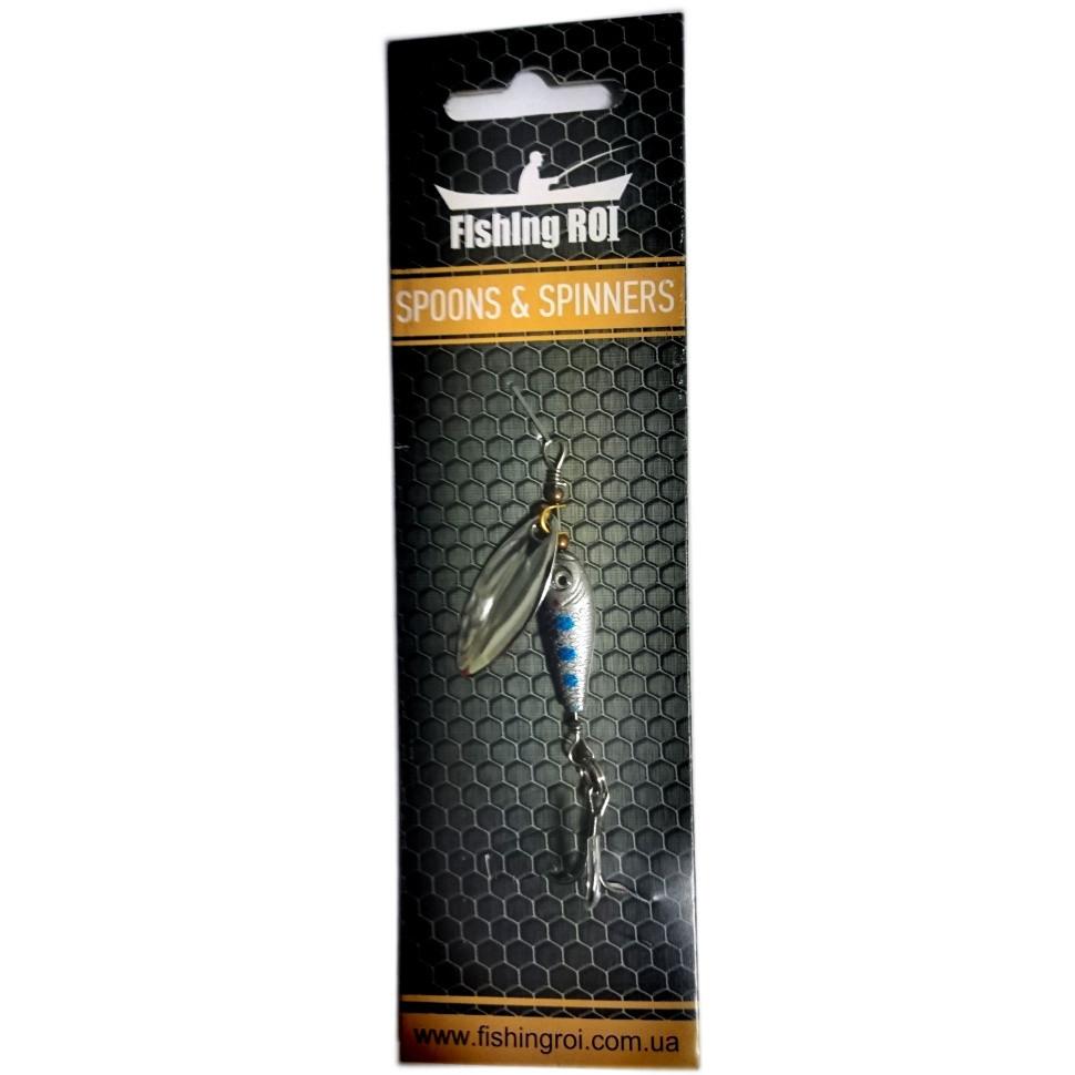 Блесна Fishing ROI Malek-S 5гр (SF5006-5-008)